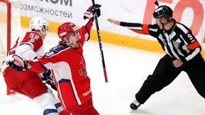 ЦСКА жестко ответил на сухое поражение. Чемпион смял «Локо», сделал результат за 2 минуты и сравнял счет в серии