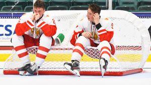 Свечков не попадет в топ-10, Чайка уйдет в самом конце? Кого выберут в первом раунде драфта новичков НХЛ