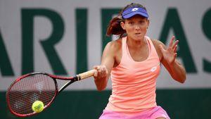 20-летняя Варвара Грачева первой из россиян вышла во второй круг US Open. Во втором сете она уступала 3:5