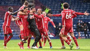 Вратарь «Ливерпуля» Алиссон забил победный гол на 95-й минуте! И посвятил погибшему 2 месяца назад отцу