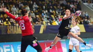 «Ростов-Дон» победил «Ференцварош» в последнем туре женской Лиги чемпионов по гандболу и занял 1-е место в группе