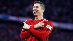 Левандовски обошел Месси и Роналду в борьбе за звание лучшего футболиста 2020 года по версии ФИФА