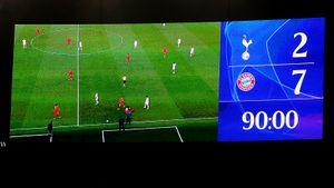 308 голов уже забили вэтой Лиге чемпионов! 42— только у«Баварии» и«Тоттенхэма»