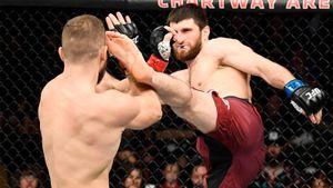 «Дагестанская кровь — горячая». Почему бой Анкалаева в UFC закончился скандалом