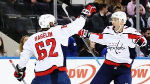 «Истинная красота». НХЛ оценила первый гол Ковальчука за«Вашингтон»