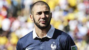 Бензема: «Горжусь возвращением в сборную Франции и доверием, которое мне оказали»