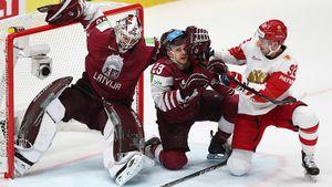 «Кучеров — не такой дружелюбный, Овечкина видел только по ТВ». Игроки — об игре Россия — Латвия