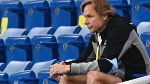Карпин проиграл первый матч после назначения в сборную. Без шансов слил «Динамо» на старте РПЛ