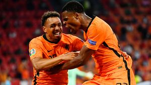 Сборная Нидерландов обыграла Австрию и обеспечила себе выход в плей-офф Евро-2020