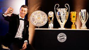 Левандовски — игрок года по версии ФИФА. А еще определили лучший гол, тренера и символическую сборную 2020