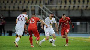 Армения сохранила лидерство, сыграв вничью с Северной Македонией. Германия и Румыния одержали гостевые победы