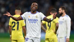 «Реал» сыграл вничью с «Вильярреалом» и остался на 1-м месте в Ла Лиге