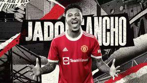 «Манчестер Юнайтед» купил футболиста сборной Англии Санчо у дортмундской «Боруссии»
