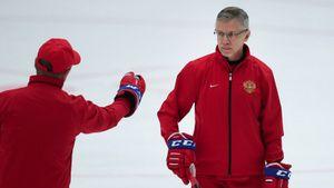 «Он видит себя Моуриньо или Клоппом, он может поменять хоккей навсегда». Ларионов станет новым тренером молодежки