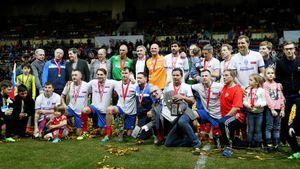 Вынеповерите, носборная России снова выиграла Кубок Легенд. 11-й раз подряд
