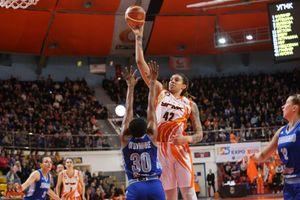 Баскетболистки УГМК выиграли чемпионат России в 10-й раз подряд