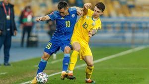 Казахи еще раз покажут украинцам образцовый сдерживающий футбол. Прогноз на Казахстан— Украина