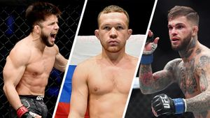 Русский боец повторил успех Хабиба в UFC. Теперь Петру Яну нужен свой «Конор Макгрегор»