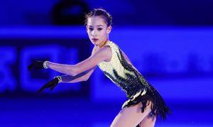 12-летняя ученица Тутберидзе Акатьева исполнила 2 чистых четверных на ЧР среди юниоров