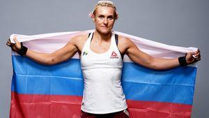 Россиянка Яна Куницкая подписала новый контракт с UFC