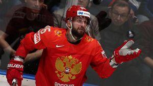3 очка Кучерова позволили России крупно победить Норвегию всвоем первом матче наЧМ-2019