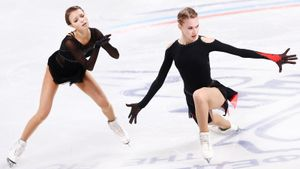 Десант Тутберидзе в Будапеште: Хромых готова показать, что она круче чемпионки мира Щербаковой. Live