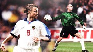 Россия— Украина 20 лет назад: выхорошо помните легендарный матч? Хитрый тест Sport24