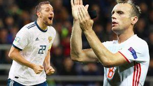 Дзюба и Глушаков— снова в списке сборной России. Почему Карпин вернул их