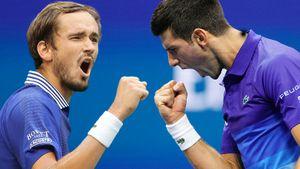 Дерзкий русский не позволит Новаку войти в историю без боя. Прогноз на Джокович— Медведев в финале US Open