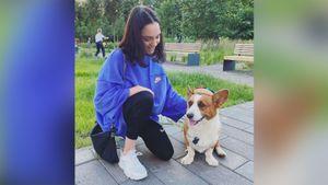 «Очень важный пост!» Медведева опубликовала фото с псом в сомбреро