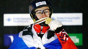 Русский стал чемпионом мира в лыжной акробатике в США. Он победил олимпийского чемпиона из Украины