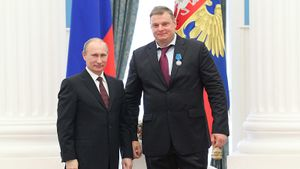 Алекно: «Ксожалению, япока невижу другой кандидатуры напост президента России кроме Путина»
