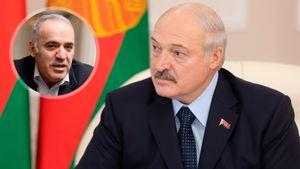Каспаров: «Режим Лукашенко исторически обречен. Он держится только благодаря безоговорочной поддержке Путина»