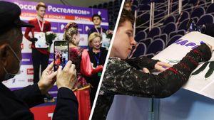 Профессор Мишин снимал жену на телефон, Скопцова/Алешин в роли Бонни и Клайда. Фото 2-го дня этапа КР в Казани