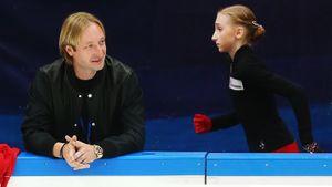 «Ангел Плющенко» Муравьева выиграла Кубок Москвы с преимуществом в 25 баллов. Она спасла несколько прыжков