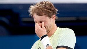 «Вспоминается ВОВ. Зверев— враг, которого надо бить». Янчук высказался о немецком теннисисте с русскими корнями