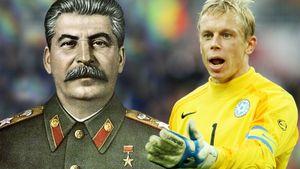 «Сталин уничтожал свой народ». Эстонец Поом играл в Англии, ненавидел СССР и забил бывшему клубу, будучи вратарем