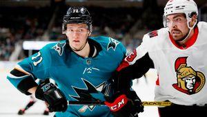 «Рвался налед, ноколенки тряслись». Интервью неожиданного русского новичка НХЛ— Кныжова из«Сан-Хосе»