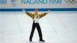 Выиграл Олимпиаду иушел отТарасовой в20лет. Русские мужчины были лучшими вфигурном катании