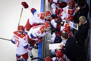 Швейцарцы разнесли олимпийскую сборную России. Унее пафосное название имного странных игроков