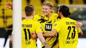 «Бавария» проиграла «Майнцу», дубль Холанда принес «Боруссии» победу над «Вольфсбургом»