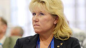 Резцова объяснила, почему не будет выдвигать свою кандидатуру на пост президента СБР