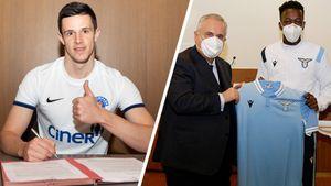 ЦСКА отправил Бистровича в турецкую «Касымпашу», «Лацио» подписал игрока с улицы. Трансферы и слухи дня