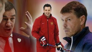 В сборной России хотят опять сменить тренера. Как главная команда страны превратилась в частную лавочку