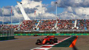 Гран-при России Формулы-1 пройдет со зрителями