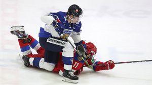 Сборная России провалилась вФинляндии. Чемпионы мира разбили «Красную машину» за7 минут