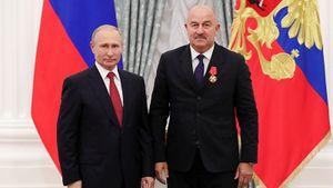 Черчесов оценил предложение оснятии ограничений президентских сроков Путина