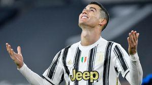 Роналду — лучший бомбардир Серии А. Забил всем командам Италии и оформляет не меньше 25 голов за сезон уже 14 лет