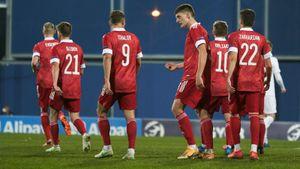 Молодежная сборная России уступила Франции, дважды пропустив с пенальти