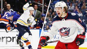 Бывший фигурист Скиннер получил контракт на $72 млн от аутсайдера НХЛ. Сколько захочет Панарин?